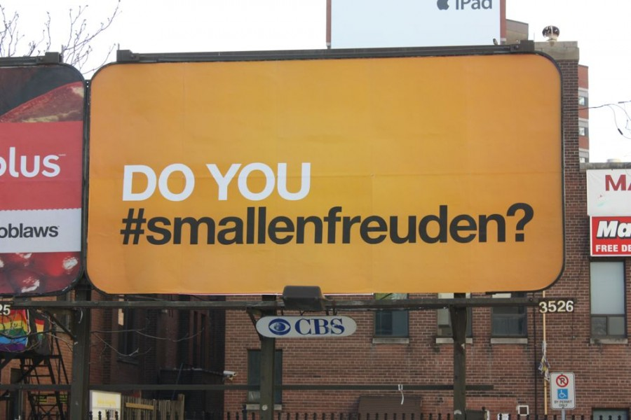 Do you #smallenfreuden?