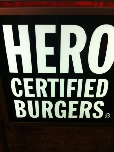 Hero Burger Logo