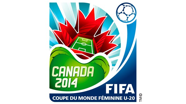 2014 FIFA U-20 Women's World Cup Logo