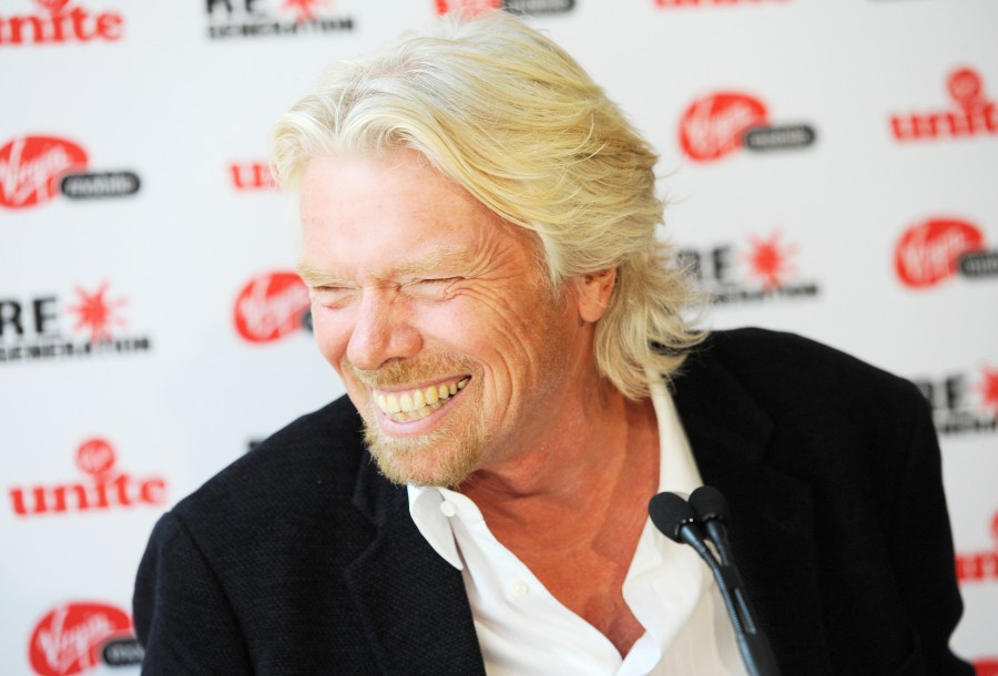 Sir Richard Branson, Virgin Groupe / Groupe Virgin